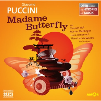 Madame Butterfly audiobook by Giacomo Puccini