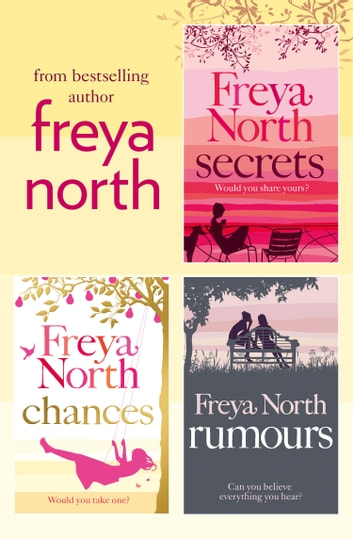 Freya North 3-Book Collection: Secrets, Chances, Rumours eBook by Freya North