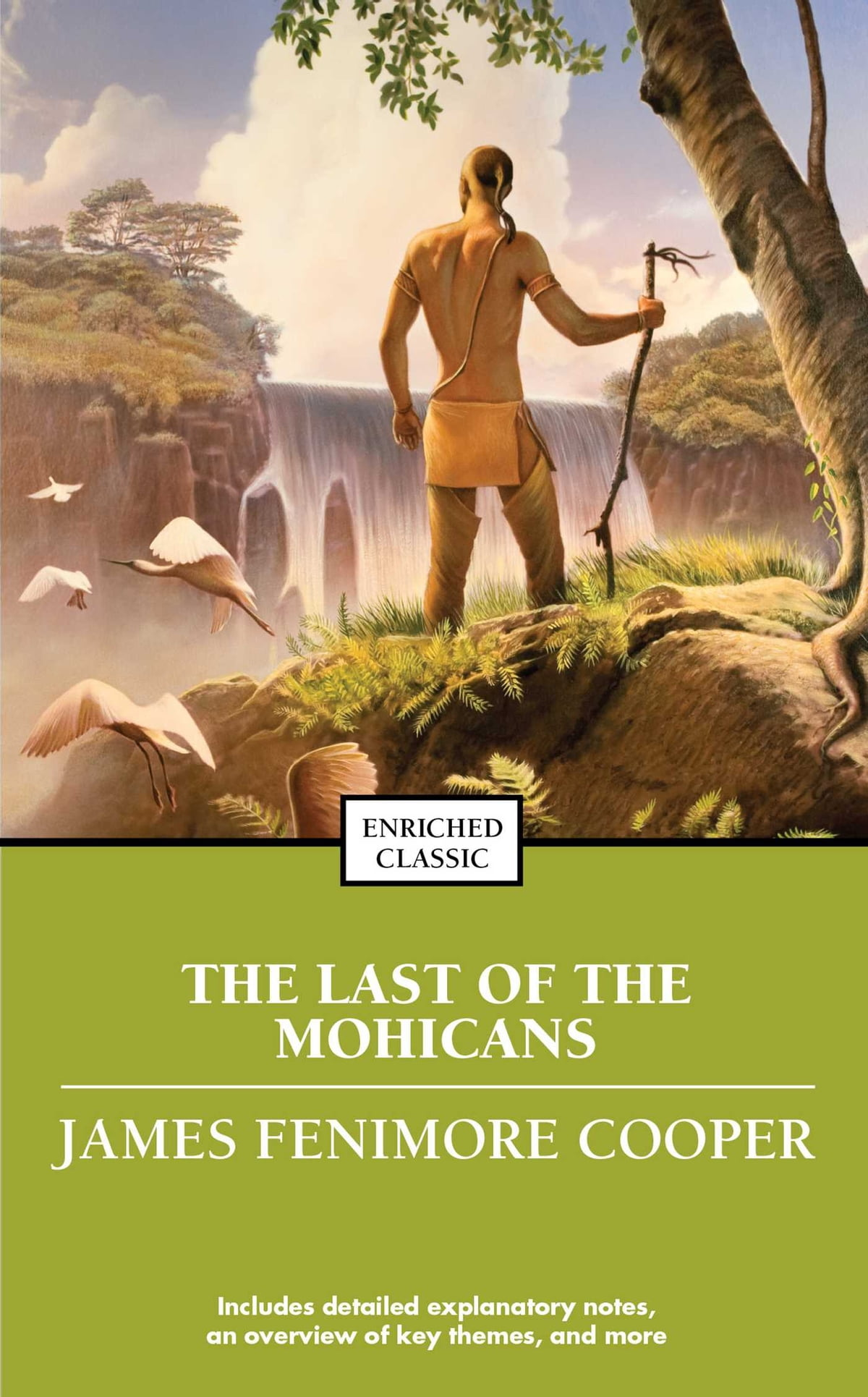 an analysis of last of the mohicans Cooper starts us out with a bang if by bang we mean historical and geographical setting explained in detail we're smack dab in the middle of the french and indian war, and we're kicking around upstate new york.