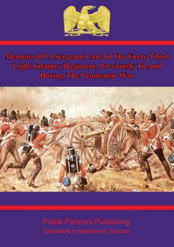 FREER LETTERS FROM THE PENINSULAR WARS