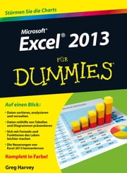 Excel 2013 für Dummies ebook by Greg Harvey, Sabine Lambrich