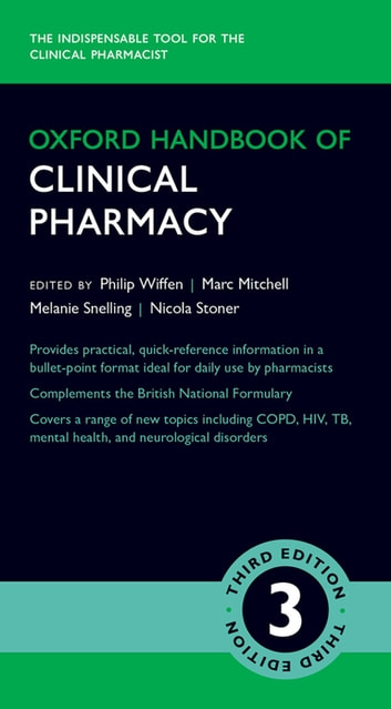 Oxford Handbook of Clinical Pharmacy ebook by