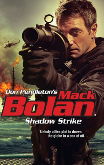 Shadow Strike eBook by Don Pendleton