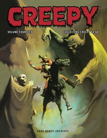 Creepy Archives vol. 14 ebook by Various