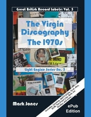 The Virgin Discography: The 1970s ebook by Mark Jones