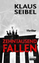 Zehntausend Fallen ebook by Klaus Seibel
