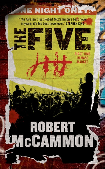 The Five ebook by Robert McCammon
