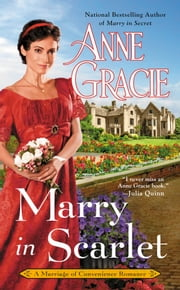 Marry in Scarlet ebook by Anne Gracie