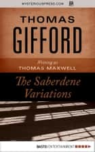 The Saberdene Variations ebook by Thomas Gifford