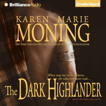 Dark Highlander, The livre audio by Karen Marie Moning