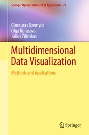 Multidimensional Data Visualization - Methods and Applications ebook by Gintautas Dzemyda,Olga Kurasova,Julius Žilinskas