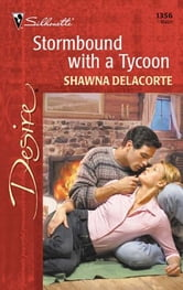 Stormbound with a Tycoon ebook by Shawna Delacorte