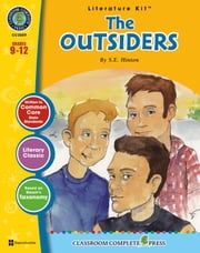 The Outsiders (S.E. Hinton) ebook by Sarah Joubert