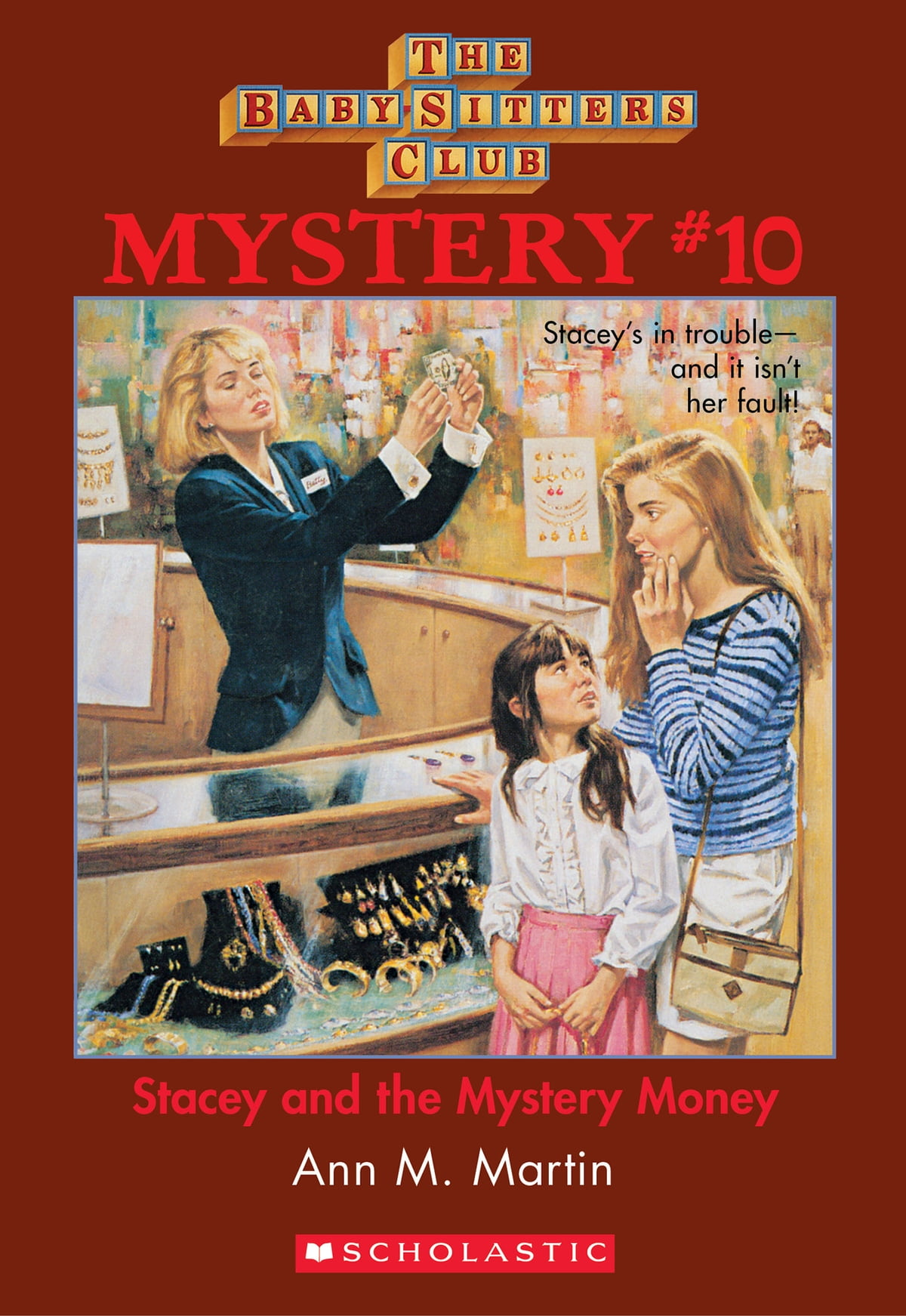 Baby Sitters Club Books