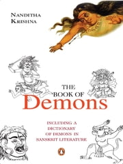 The Book of Demons ebook by Nanditha Krishna