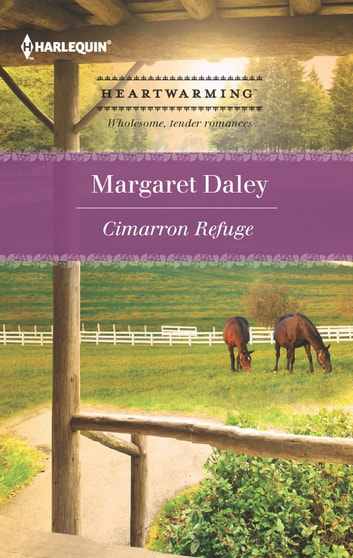 Cimarron Refuge ebook by Margaret Daley