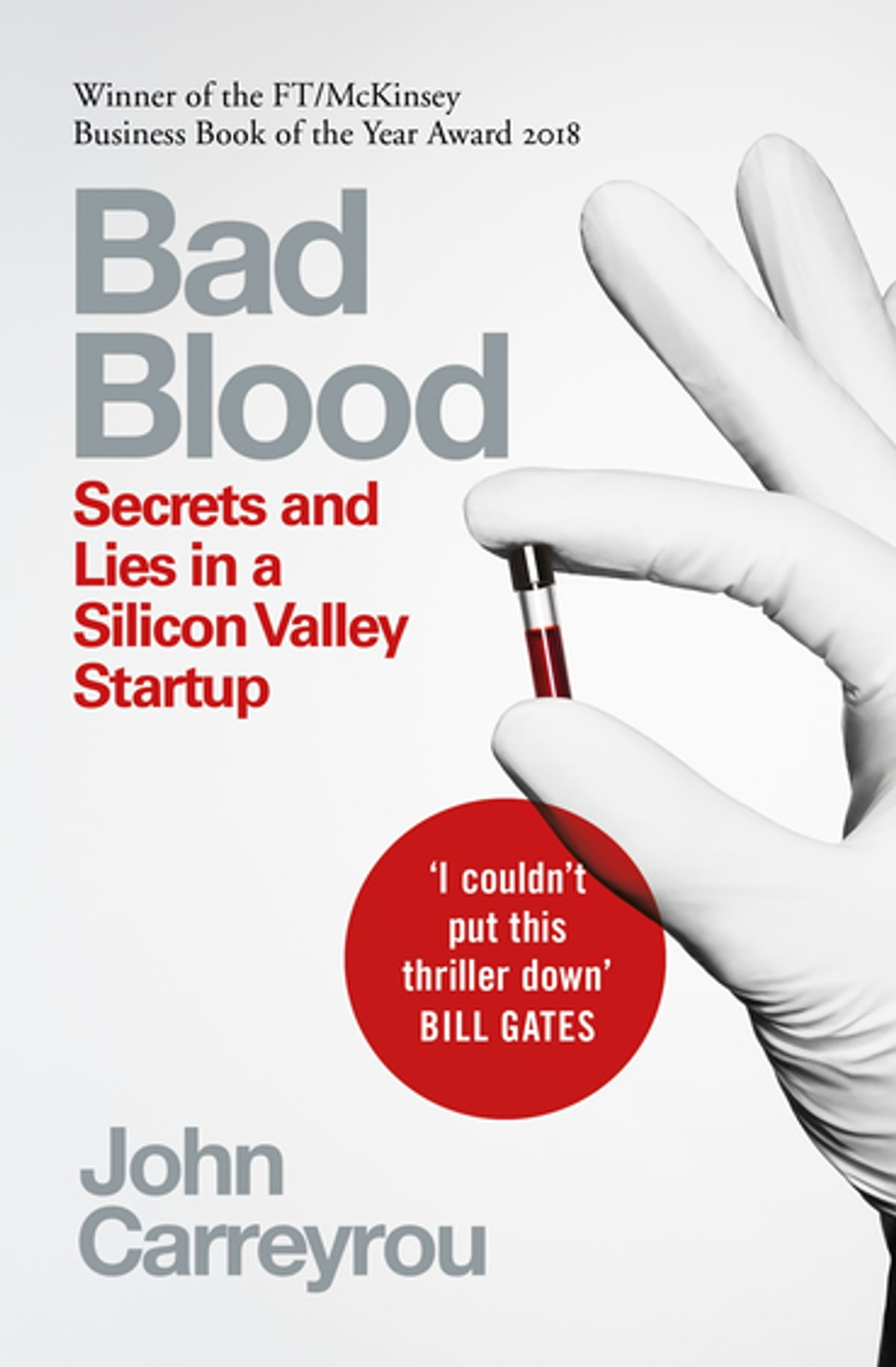 Bad Blood eBook by John Carreyrou - 9781509868094 | Rakuten Kobo