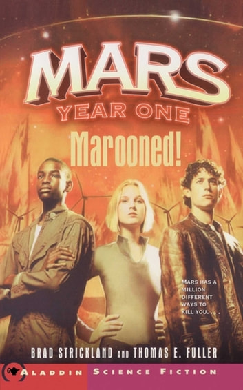 Marooned! ebook by Brad Strickland,Thomas E. Fuller