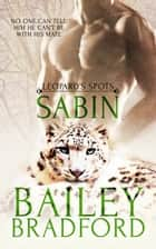 Sabin ebook by Bailey Bradford