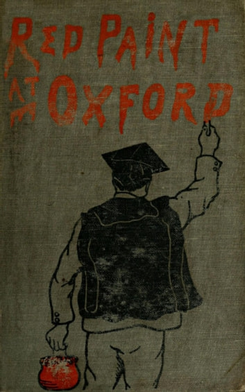 Red Paint at Oxford - Sketches ebook by AKA Pish