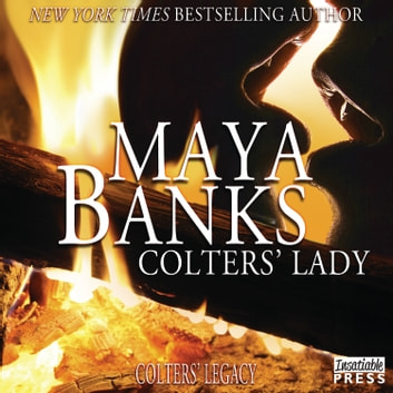 Colters' Lady - Colter's Legacy, Book 2 livre audio by Maya Banks