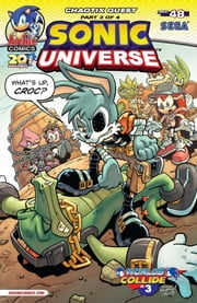 Sonic Universe #48 ebook by Ian Flynn, Tracy Yardley!,  Jim Amash, Matt Herms, Jack Morelli, Steve Downer
