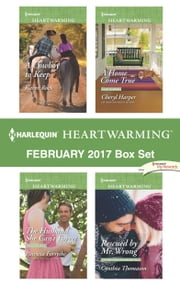 Harlequin Heartwarming February 2017 Box Set - A Cowboy to Keep\The Husband She Can't Forget\A Home Come True\Rescued by Mr. Wrong ebook by Karen Rock, Patricia Forsythe, Cheryl Harper,...