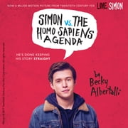 Simon vs. the Homo Sapiens Agenda luisterboek by Becky Albertalli