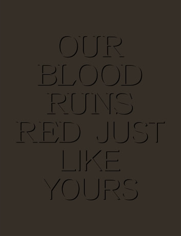 Our Blood Runs Red Just Like Yours ebook by Eric WK Ng