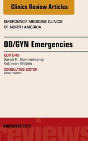 OB/GYN Emergencies, An Issue of Emergency Medicine Clinics, ebook by Kathleen Wittels,Sarah K. Sommerkamp