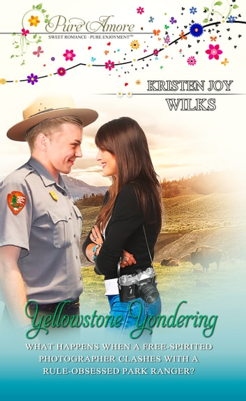 Yellowstone Yondering ebook by Kristen Joy Wilks