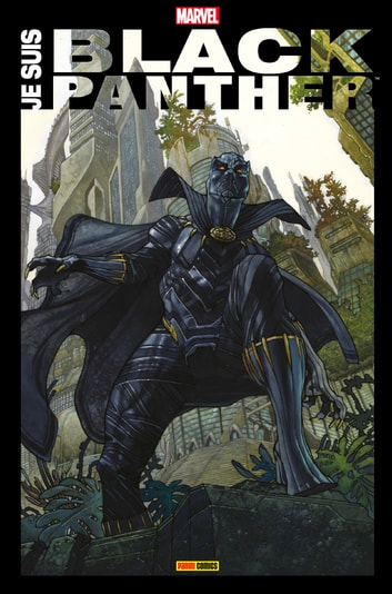 Je suis Black Panther ebook by Collectif