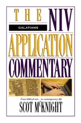 Galatians ebook by Scot McKnight