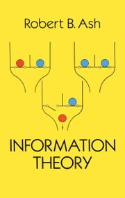 Information Theory ebook by Kobo.Web.Store.Products.Fields.ContributorFieldViewModel