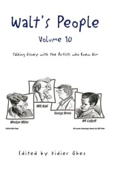 Walt's People - Volume 10 - Talking Disney with the Artists who Knew Him ebook by Didier Ghez