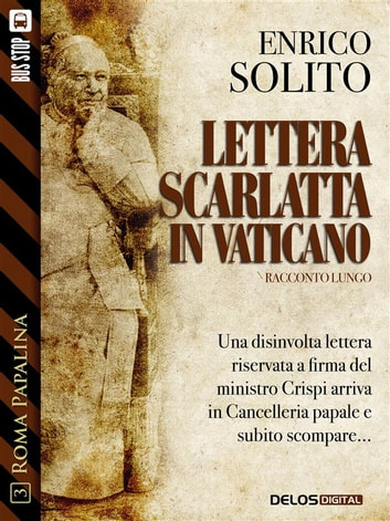 Lettera scarlatta in Vaticano ebook by Enrico Solito
