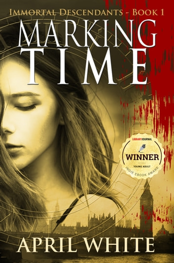 Marking Time ebook by April White