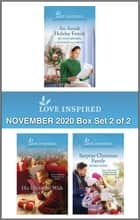 Harlequin Love Inspired November 2020 - Box Set 2 of 2 - An Anthology ebook by Jo Ann Brown, Allie Pleiter, Renee Ryan