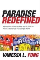 Paradise Redefined ebook by Vanessa Fong