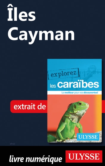 Iles Cayman ebook by Collectif