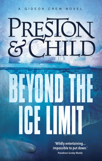 Beyond the Ice Limit ebook by Douglas Preston,Lincoln Child