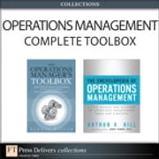 The Operations Management Complete Toolbox (Collection) ebook by Randal Wilson,Arthur V. Hill
