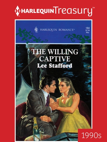 The Willing Captive ebook by Lee Stafford
