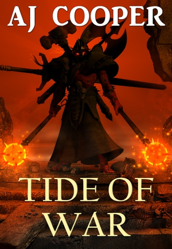 Tide of War ebook by AJ Cooper