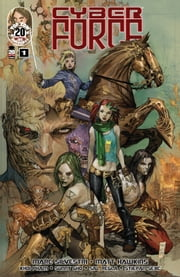 Cyberforce #1 ebook by Mark Waid, Kenneth Rocafort, Sunny Gho, Troy Peteri