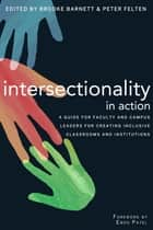 Intersectionality in Action - A Guide for Faculty and Campus Leaders for Creating Inclusive Classrooms and Institutions ebook by Peter Felten, Brooke Barnett, Eboo Patel