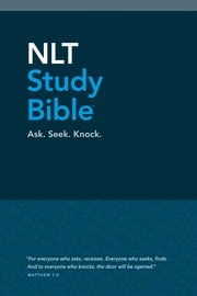NLT Study Bible ebook by Tyndale