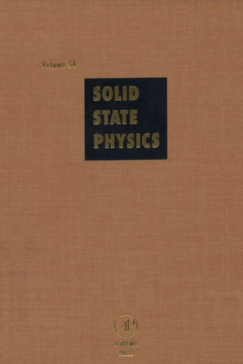 Solid State Physics ebook by Henry Ehrenreich,Frans Spaepen