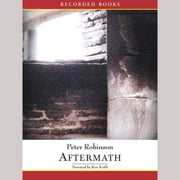 Aftermath audiobook by Peter Robinson