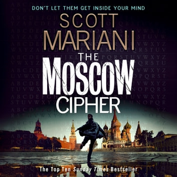 The Moscow Cipher (Ben Hope, Book 17) audiobook by Scott Mariani